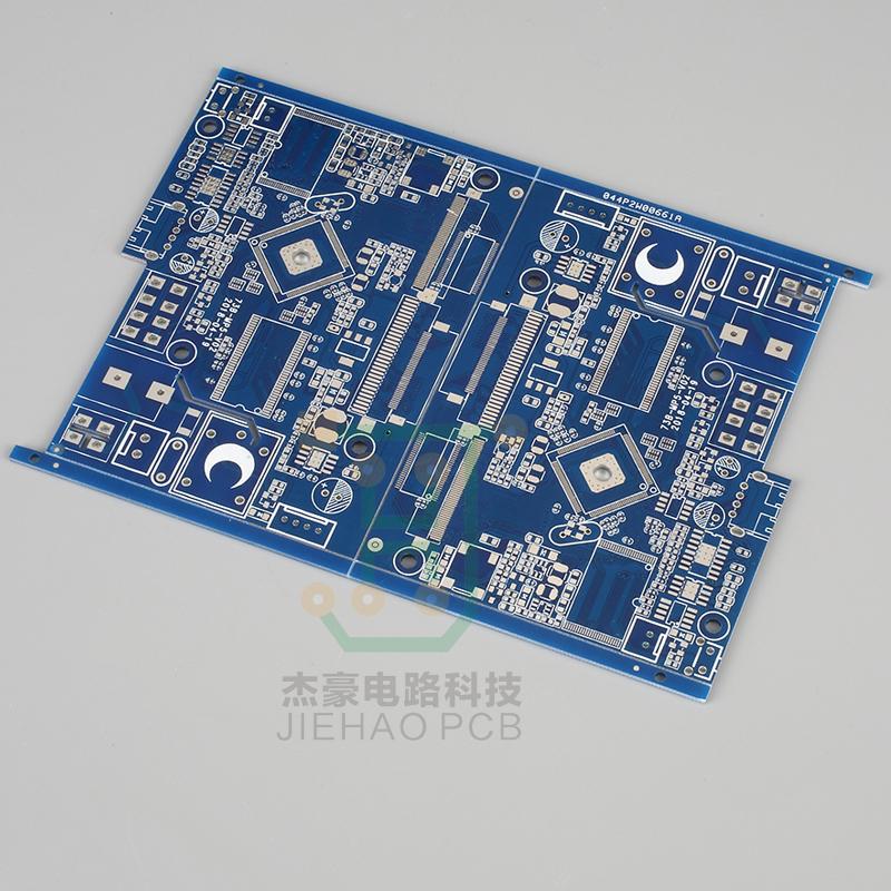 高精密PCB板-机顶盒主板